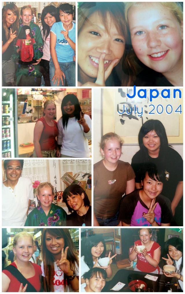 Japan July 2004