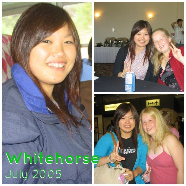 Whitehorse July 2005