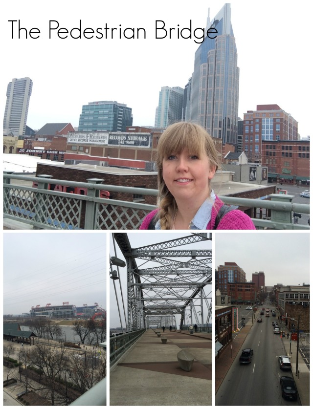 Pedestrian Bridge Collage