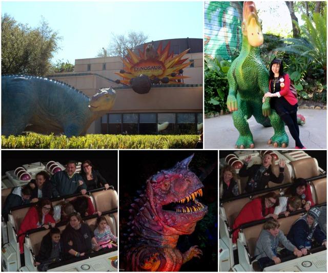 Living in a Theme Park Day 8: An Epic Goofy Fail. Riding DINOSAUR again!