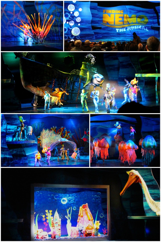 Living in a Theme Park Day 8: An Epic Goofy Fail - Finding Nemo Show