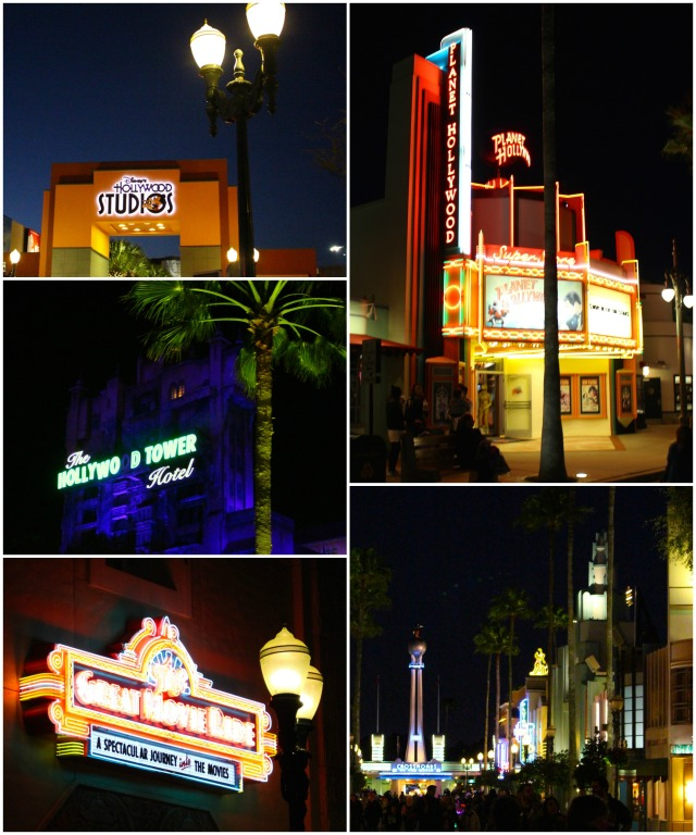 Living in a Theme Park Day 8: An Epic Goofy Fail - Hollywood Studios at Night