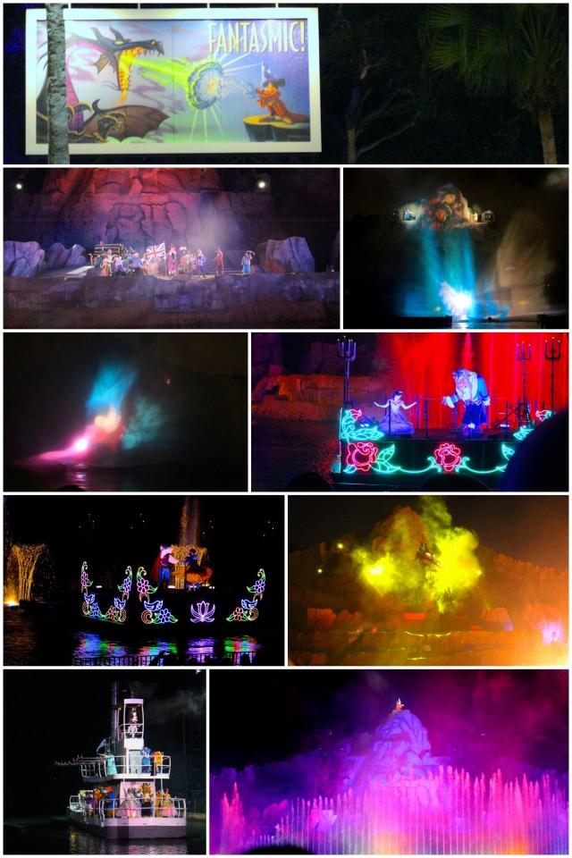 Living in a Theme Park Day 8: An Epic Goofy Fail - Fantasmic