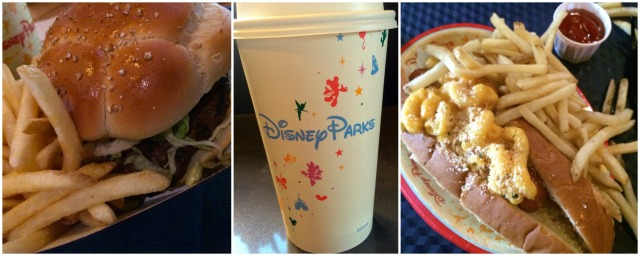 Living in a Theme Park Day 8: An Epic Goofy Fail - lunch at Animal Kingdom
