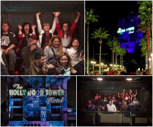 Living in a Theme Park Day 8: An Epic Goofy Fail - Hollywood Tower of Terror