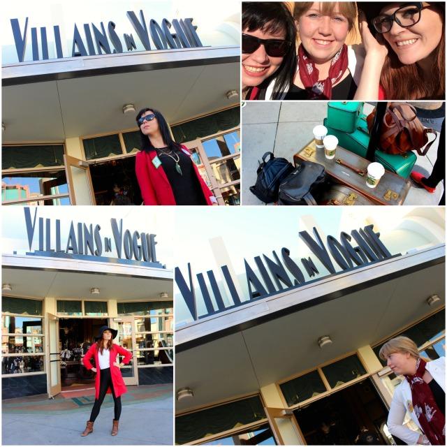 Living in a Theme Park Day 8: An Epic Goofy Fail - Villains in Vogue